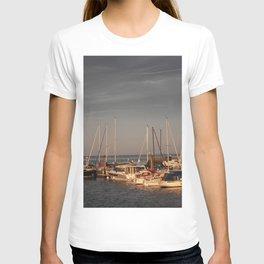 Horumersiel marina lower saxony Germany ( Northsea ) T-shirt