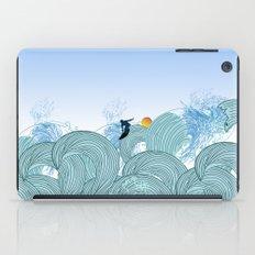 surfing 2 iPad Case