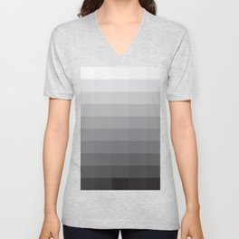 Fifty Shades Of Grey as Color Unisex V-Neck