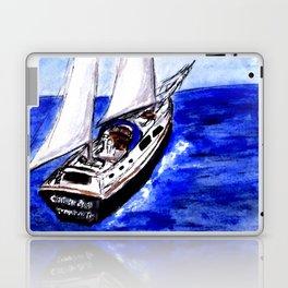 Sailing Away Laptop & iPad Skin