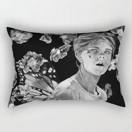 Lost One Rectangular Pillow