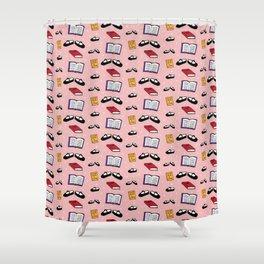 Zetta Shower Curtain