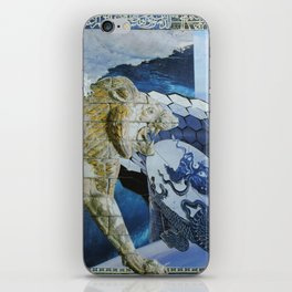 Different Worlds iPhone Skin