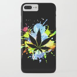 marijuana  canabis iPhone Case