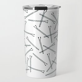 BOBBY PINS Travel Mug