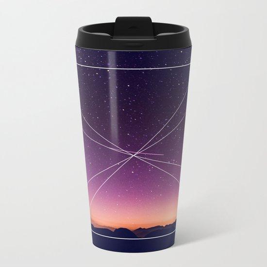 Skylights Metal Travel Mug