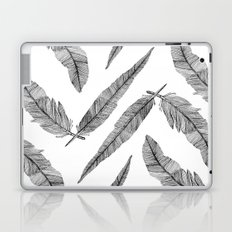 Two Feathers Laptop & iPad Skin