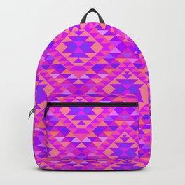 KILIM NO. 10 IN PINK MULTI Backpack