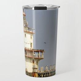 Brandywine Shoals Lighthouse Travel Mug