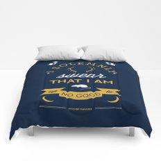Marauder's Map Comforters