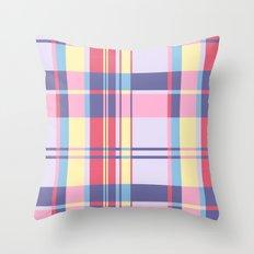 Summer Picnic Throw Pillow