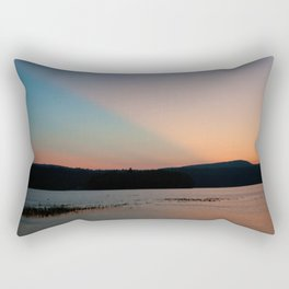Ray of Light Rectangular Pillow