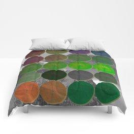 Crop Circles 2 Comforters