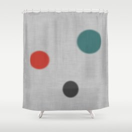 Talk To Me Shower Curtain