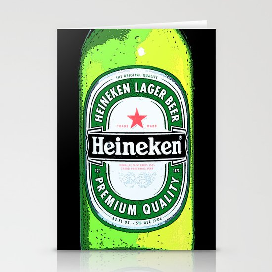 HEINEKEN for IPhone Stationery Cards