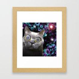 Hypno Harold Framed Art Print