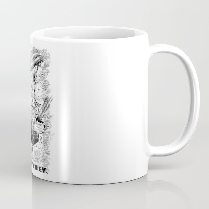 Tengu: Life Times to Hero. Coffee Mug