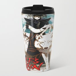 wolfs rain 5 Travel Mug