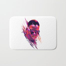 The Notorious B.I.G: Dead Rappers Serie Bath Mat