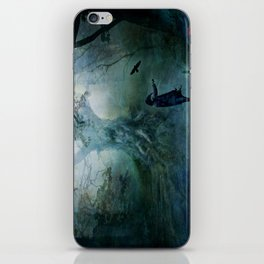 I Sleep In Stone One iPhone Skin