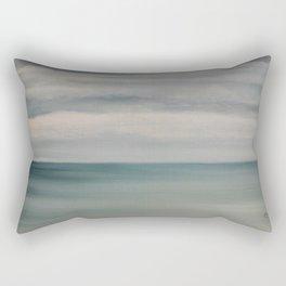 Calm Sea II Rectangular Pillow