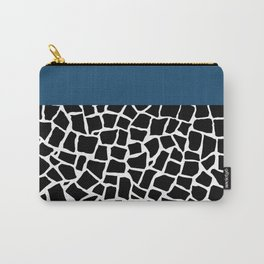British Mosaic Navy Boarder Carry-All Pouch