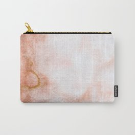 stained fantasy reddish veins Carry-All Pouch