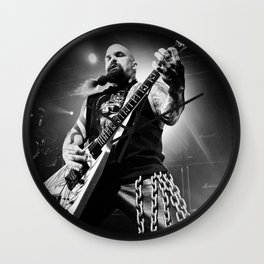 Slayer Wall Clock