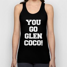 Mean Girls #2 – Glen Coco Unisex Tank Top
