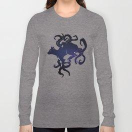 Cosmic Cat Long Sleeve T-shirt