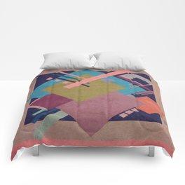 Geometric illustration 30 Comforters