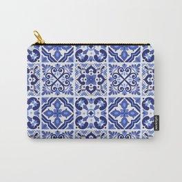 Mediterranean Tiles Design Nº1 Carry-All Pouch