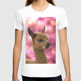 alpaca #society6 #decor #buyart T-shirt