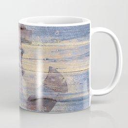 Rusty Anchor Grey Blue Beach Lake House Coastal Home Decor A177 Coffee Mug