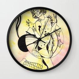 Sagittarius - Zodiac signs series Wall Clock