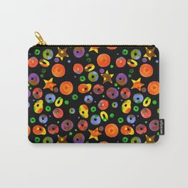 colored BOOM! Colored pattern Carry-All Pouch