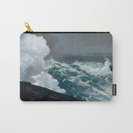 Northeaster - Winslow Homer Carry-All Pouch