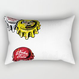Bottle-Caps-Fever Rectangular Pillow