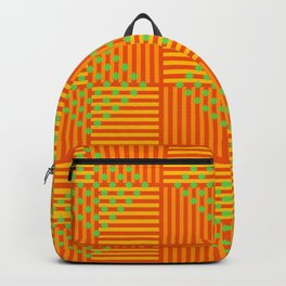 Square Carrots Backpack