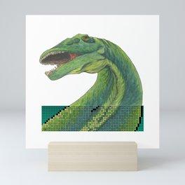 Apatosaurus Mini Art Print