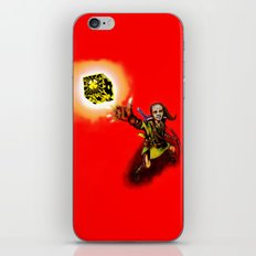 You found the Magical Box! iPhone & iPod Skin