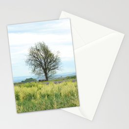 Field Below Stationery Cards