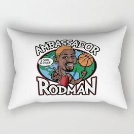 Ambassador Rodman Rectangular Pillow