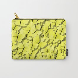 yellow butterflies Carry-All Pouch