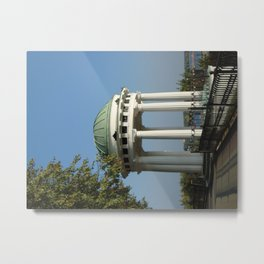 Pavilion, Yaroslavl Metal Print