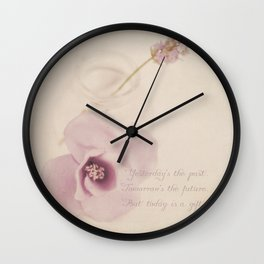 PastTimes Wall Clock