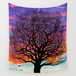 Seasons of Change Wall Tapestry