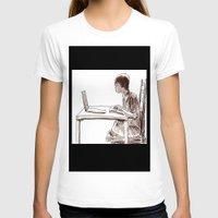 gamer T-shirts featuring Gamer by Jonas Ericson