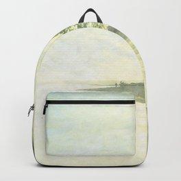 I Dreamed Of A Beach Backpack
