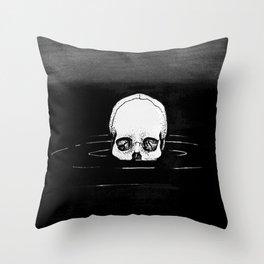 Sinking Throw Pillow